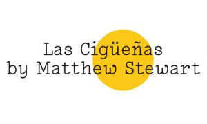 The Friday Poem 'Las Ciguenas' by Matthew Stewart