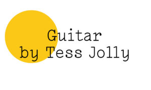 The Friday Poem 'Guitar' by Tess Jolly